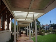 Stirling House Veranda